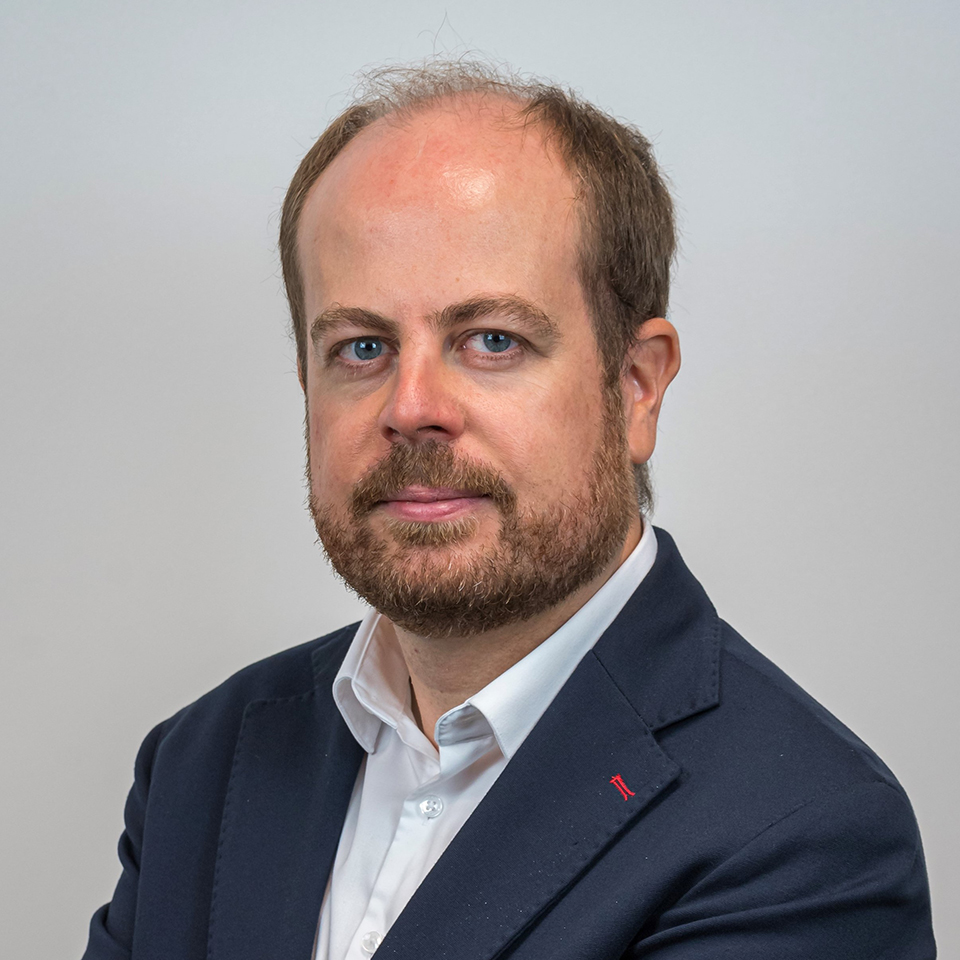 Vincent Bernard, Président Aliénor Groupe